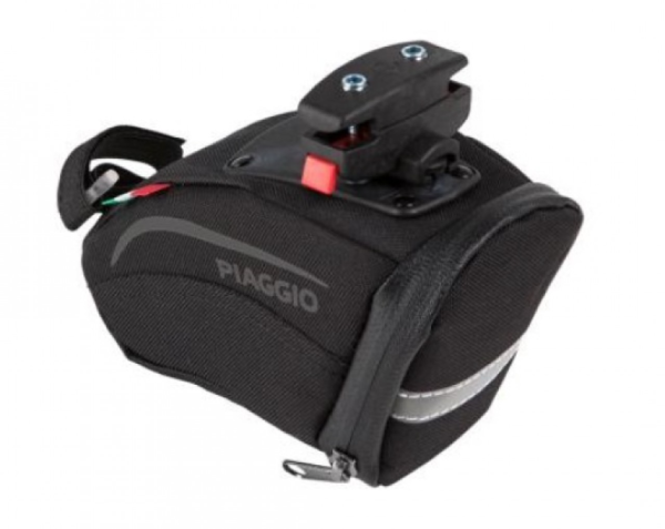 "Saddle bag ""Dynamic"" for WI-BIKE Original Piaggio"