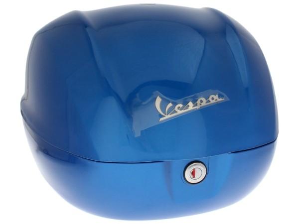 Original top box Vespa Sprint blue 261/A