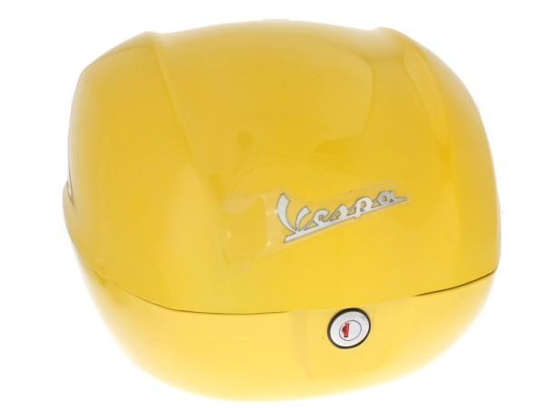 Original top box Vespa Sprint yellow positano 968/A
