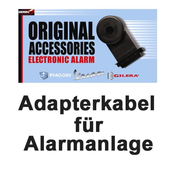 Original Wiring Harness Alarm Piaggio Vespa E-1 and E-Lux Pure-Jet