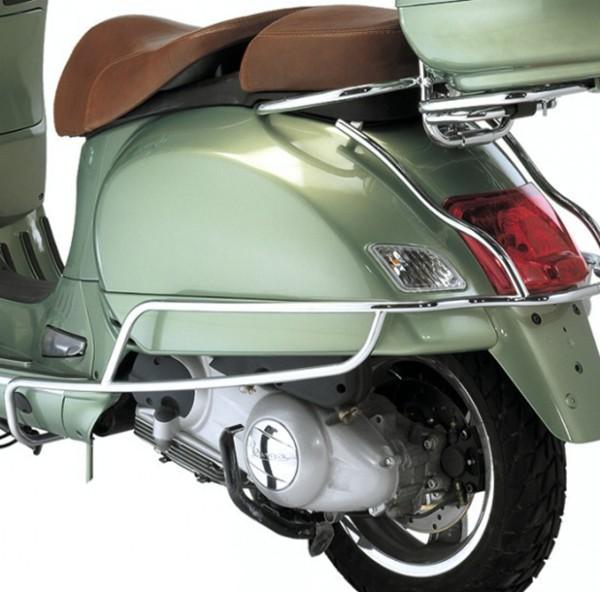 Crash Bar rear, chrome for Vespa GTS, GTV, GTS Super