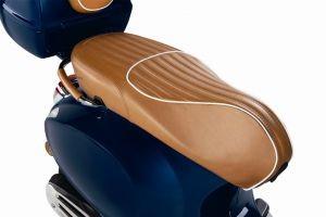Luxury Line - (real)leather Sitzbank for Vespa Primavera